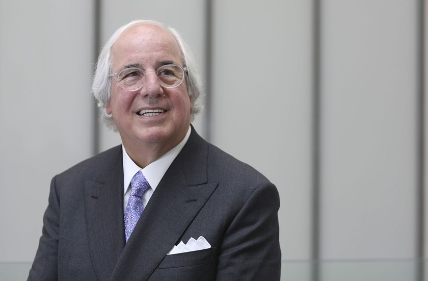 Former con artist Frank Abagnale poses for a photograph following an interview in London, U.K., on Wednesday, March 11.