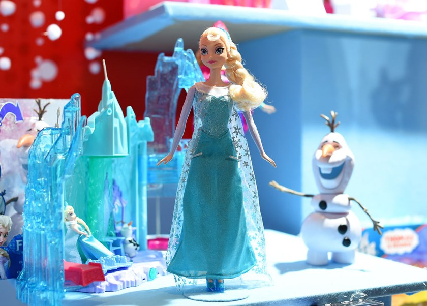 "Toy-company investors joined millions of little girls in cheering the news that Walt Disney Co. is working on a sequel to its smash hit ""Frozen."""