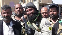 Abu Azrael: Iraq's celebrity anti-IS fighter
