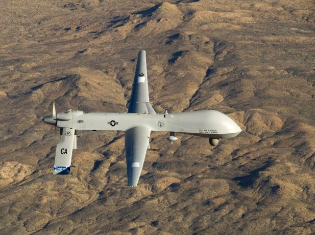 U.S. loses drone over Syria, which claims to have brought it down