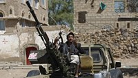 Houthi fighters have seized on instability to take control of large parts of Yemen