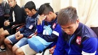 Lifetime soccer bans for 6 Vietnamese players involved in match-fixing scandal