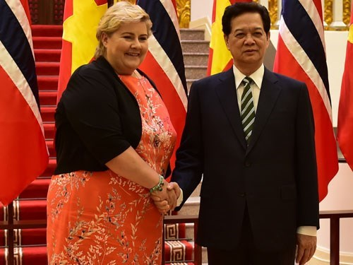 Vietnam, Norway pledge to foster ties