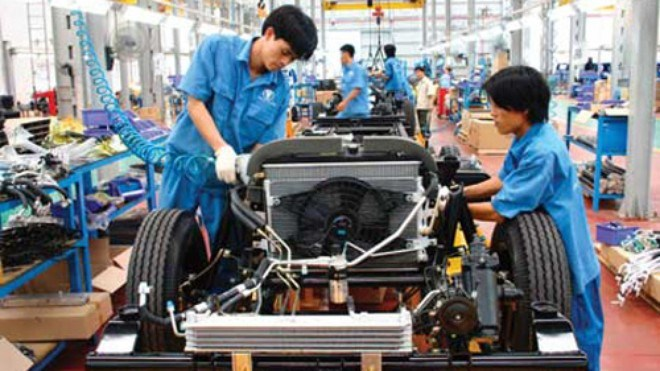 Vietnam Jan-April actual FDI up 5 pct y/y at $4.2 bln
