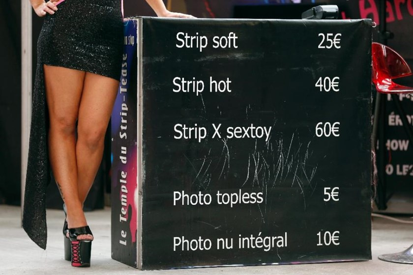 The hiring of strippers at funerals is a grave offence, say Chinese authorities