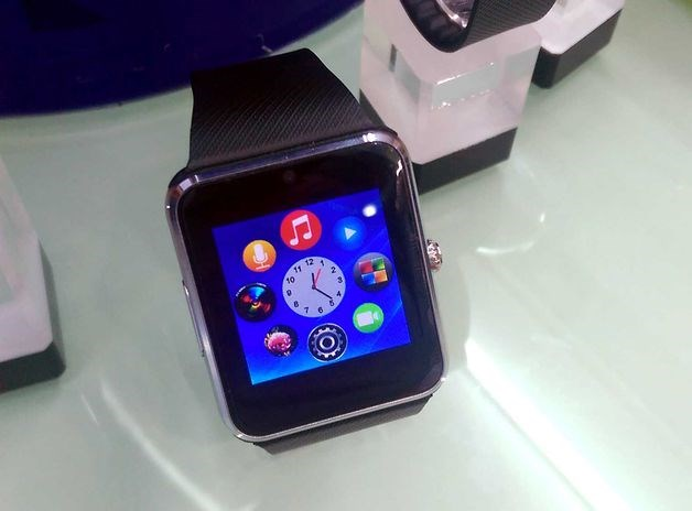 A replica Apple Watch on sale in China's Shenzhen City.