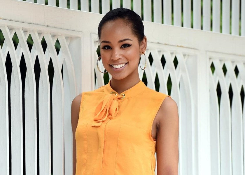 Miss Japan Ariana Miyamoto has resolved to use her new-found fame to help fight racial prejudice