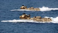U.S. Marines look to nurture integrated Asia-Pacific amphibious forces, China excluded