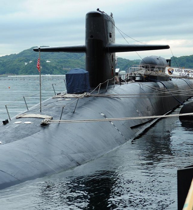 The current Ohio-class submarines will begin retiring in 2027. Source: U.S. Navy