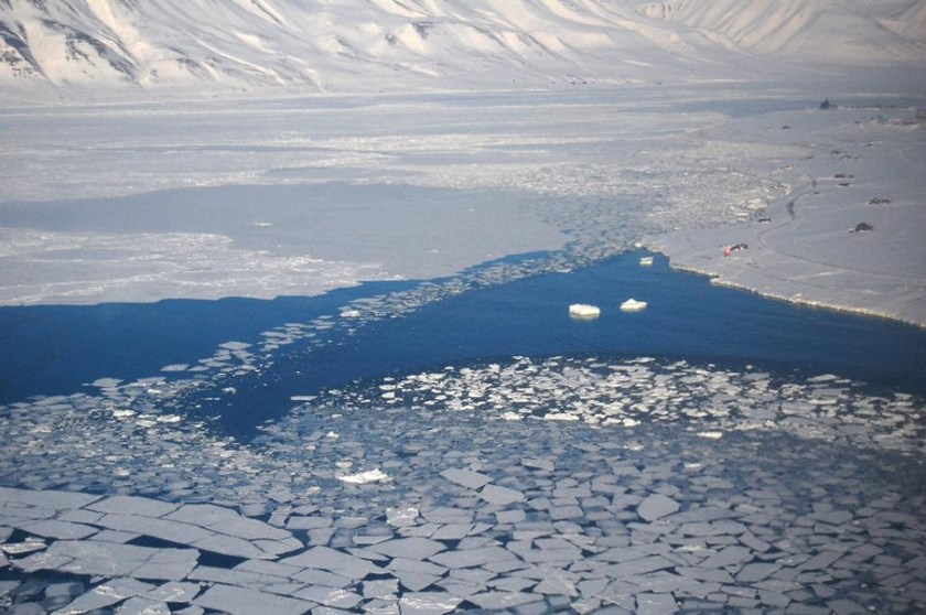 Scientists issued a dire warning Tuesday of a vicious global warming cycle that will be unlocked with the thawing of carbon-bearing permafrost