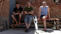 Maimed in war, Ukraine rebels recover in Russia
