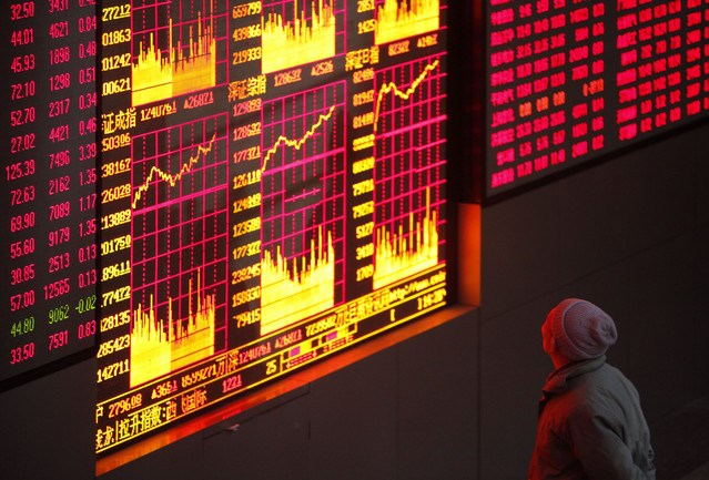 College kid's secret stock trade shows China's moral hazard