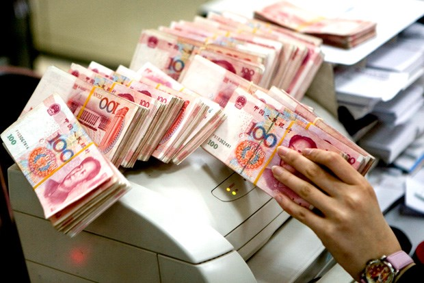 China unleashes $483 billion to stem the market rout