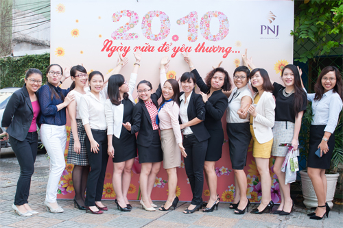 PNJ ranked among 100 Vietnam Best Places to Work