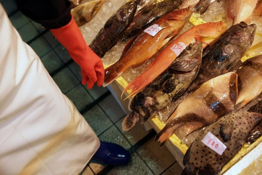 Hong Kong is the second-largest consumer of seafood per capita in Asia -- an average resident consumes 71.2 kilos (157 pounds) of seafood each year