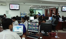 Vietnam index dips 1 pct on currency trading band change