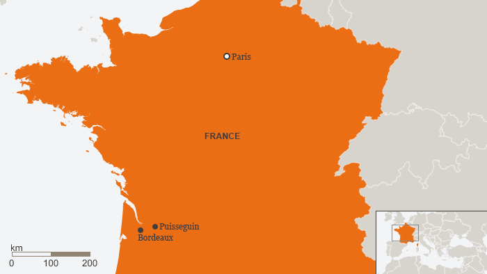 42 people die in bus and truck collision in southern France