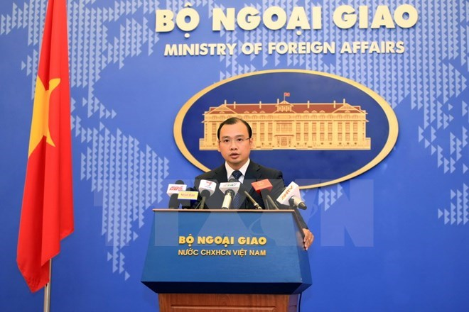 Vietnam reserves its rights, legal interests in East Sea, foreign ministry says