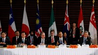 Pacific trade-deal nations commit to refrain from currency wars