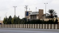 General view of King Abdullah bin Al Hussein Training Center where a Jordanian officer went on a shooting spree on Monday in Mwaqar near Amman, Jordan, November 9, 2015.