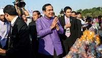 Prime Minister Prayuth wants to turn now-peaceful battlefields into prosperous marketplaces.