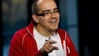 Dave McClure, founding partner of 500 Startups.