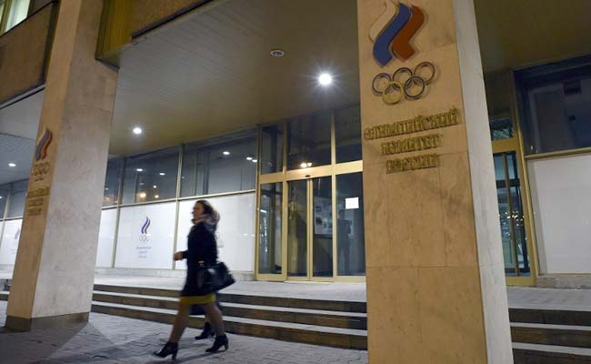 Russian Olympics body vows to punish anyone found to be doping