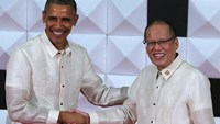 China gets cold shoulder as Obama and Aquino tout friendship