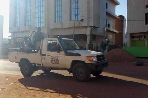 Al Qaeda-affiliated group claims Mali hotel attack