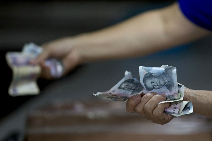 China cracks $64 billion 'underground bank' moving money abroad