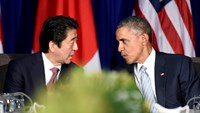 Japan considers sending navy to aid U.S. in South China Sea