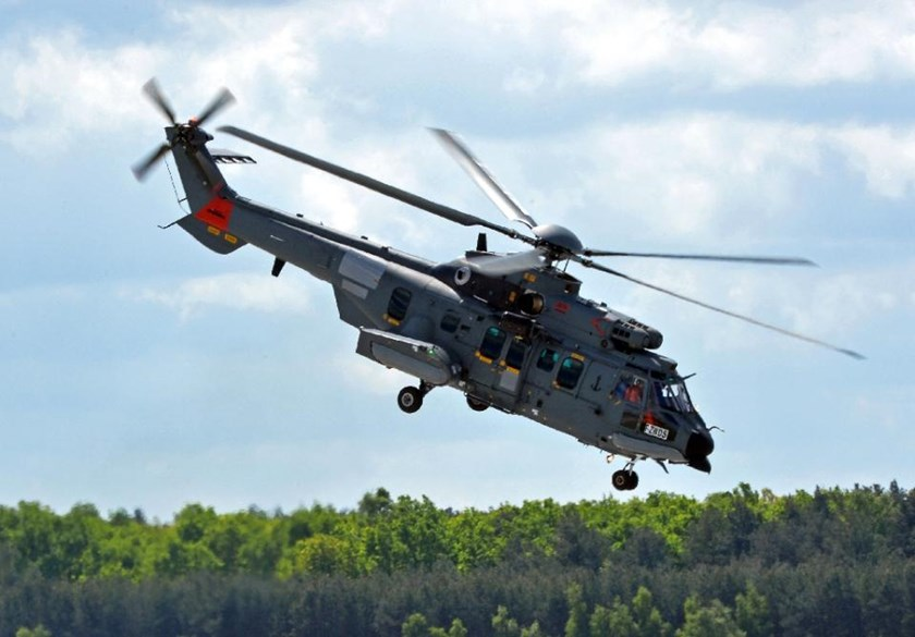 Poland's new conservative government may reconsider the decision to purchase 50 Airbus Caracal choppers -- a contract worth another three billion euros