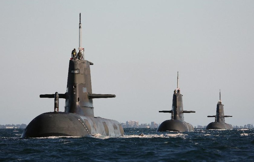 Australia has solicited bids for a project worth up to Aus$50 billion (US$36 billion) to replace its current diesel and electric-powered Collins Class submarines, with a Monday deadline to submit final proposals