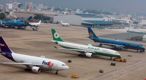 ACV controls all of Vietnam's major airports, which have seen passenger numbers climb an average 16 percent a year since 2012.