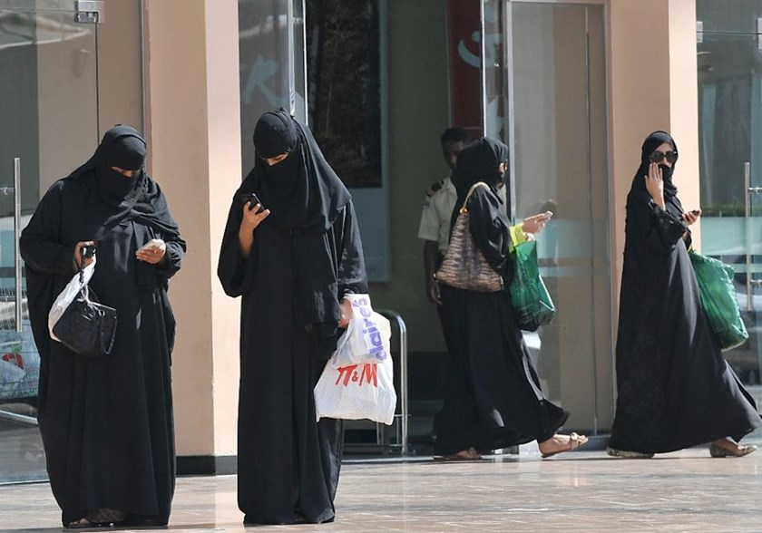 Saudi women vote Saturday for the first time in elections but still face a host of other restrictions, among the tightest in the world