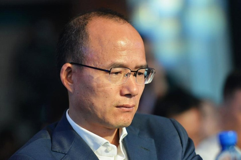 Guo Guangchang is the chairman of one of China's biggest private-sector conglomerates, Club Med owner Fosun