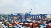 Container volumes in and out of the country have increased about 36 percent since 2011