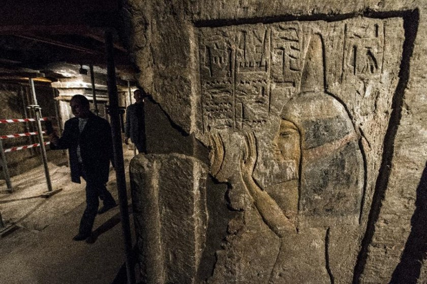 The Curse Of King Tuts Tomb Torrent: King Tut's Wet Nurse May Have Been His Sister: Expert