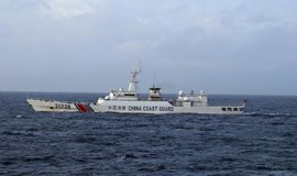 'Armed' China ship near disputed isles: Japan