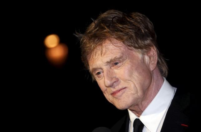 U.S. actor Robert Redford arrives at the Princess Grace Awards gala in Monaco September 5, 2015.