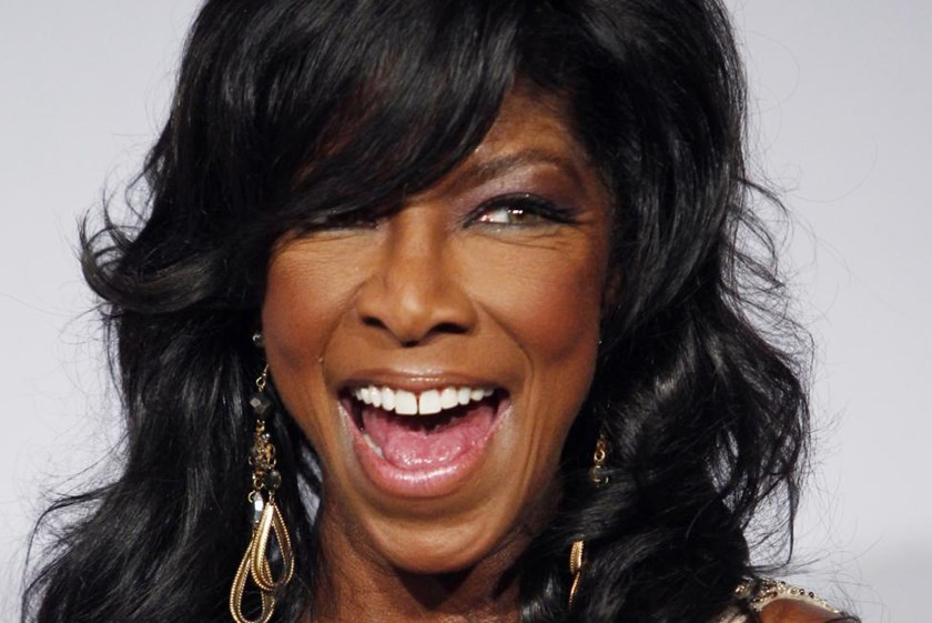 Natalie Cole poses backstage during the 14th Latin Grammy Awards in Las Vegas, Nevada, in this file photo taken November 21, 2013.