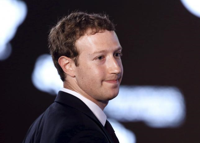 Facebook CEO Mark Zuckerberg during the II CEO Summit of the Americas on the sidelines of the VII Summit of the Americas in Panama City in this April 10, 2015 file photo.