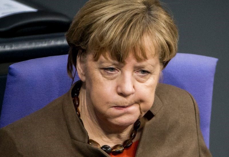 German Chancellor Angela Merkel has seen her poll ratings due to the migrant crisis