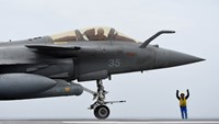 India scaled back the deal with Dassault to buy 36 Rafale fighter jets off the shelf instead of building 126 in India after negotiations hit repeated delays. Photo: AFP