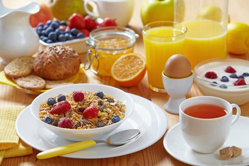 Eating breakfast can boost activity levels, says new study