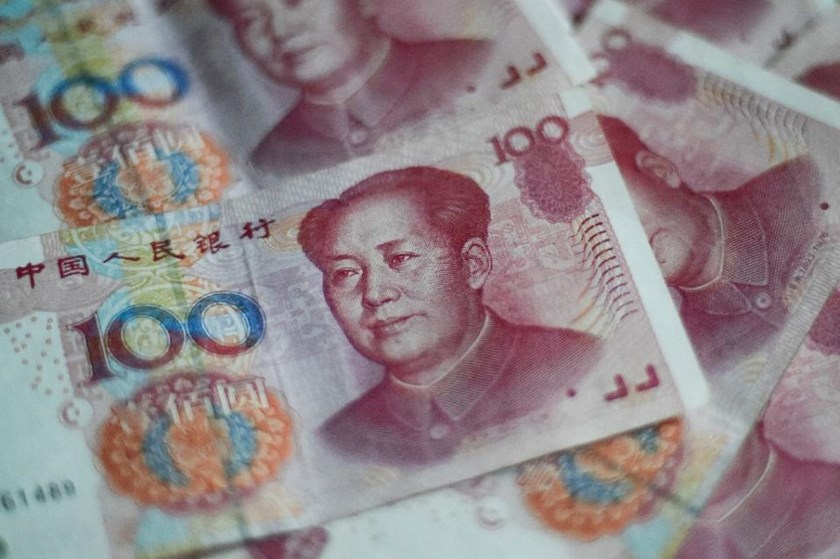 Chinese authorities only allow the yuan to rise or fall 2% on either side of the daily fix, to prevent volatility and maintain control over the currency
