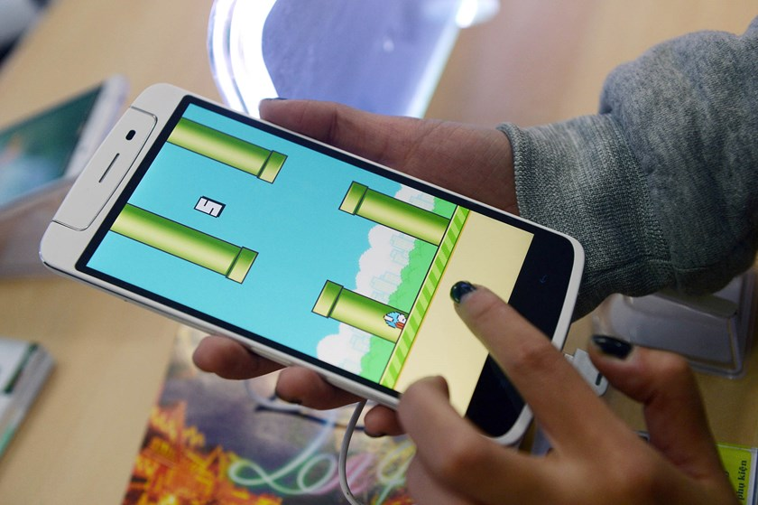 Flappy Bird. Photo: AFP