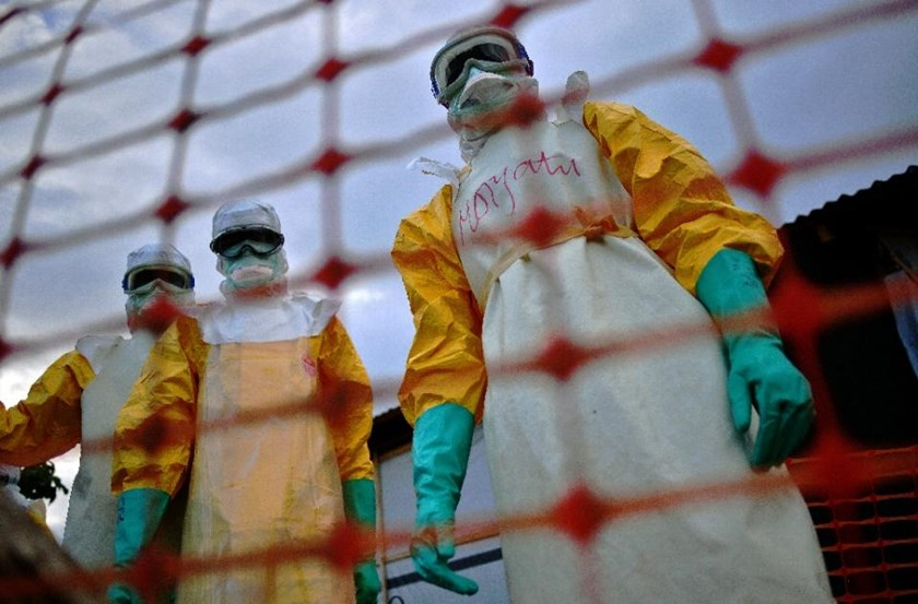 Guinea, Liberia and Sierra Leone were hardest-hit by the worst-ever Ebola outbreak, which killed more than 11,300 people