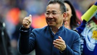 Leicester City's owner Vichai Srivaddhanaprabha bought the club when it was struggling outside England's rich top division Photo: Dan Mullan/Getty Images