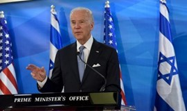 Biden says Israel settlements raise questions about commitment to peace